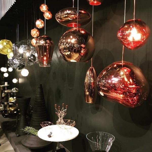 Tom Dixon home decor ideas at Maison et Objet 2016 home inspiration ideas