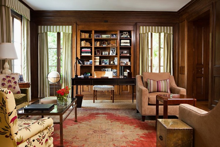 Best California Interior design styles - Elizabeth Dinkel ideas contemporary home-office library home inspiration ideas