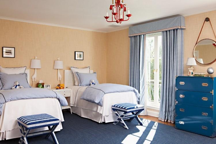 Best California Interior design styles - Elizabeth Dinkel ideas eclectic-beachcoastal inspired children bedroom home inspiration ideas