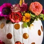 Jack-O'-Wreath pumpkin carving ideas