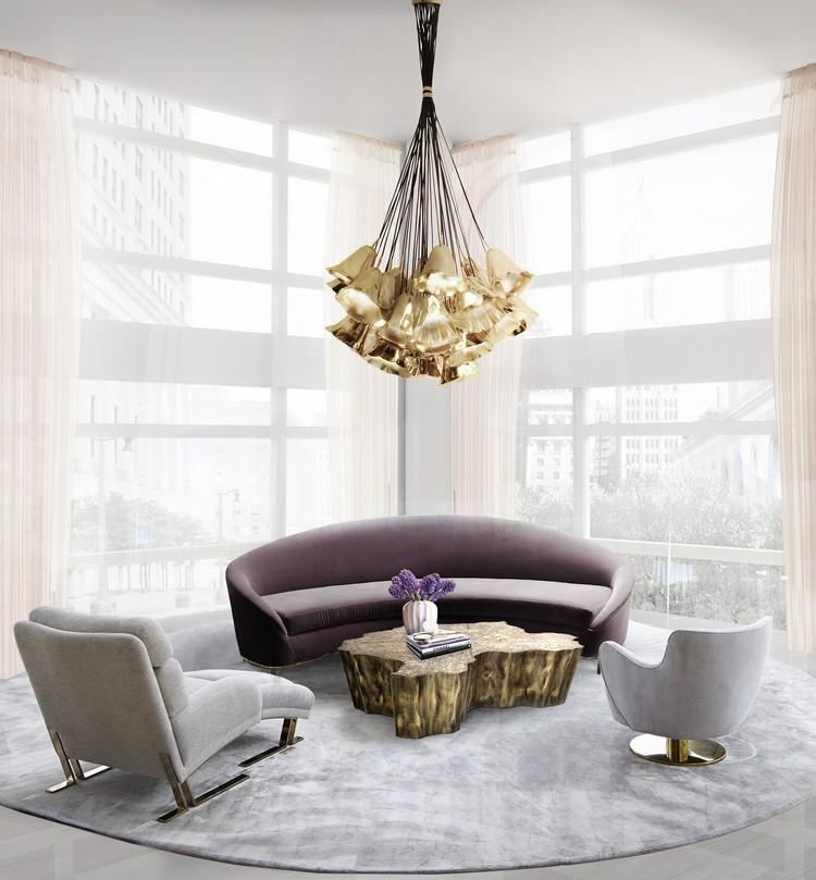 Living room Chandelier - Gia home inspiration ideas