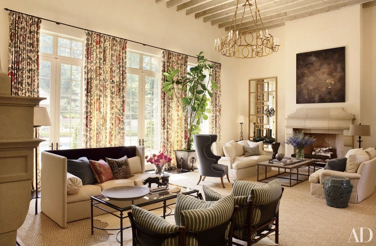 Living room furniture ideas in two divided seating areas home inspiration ideas