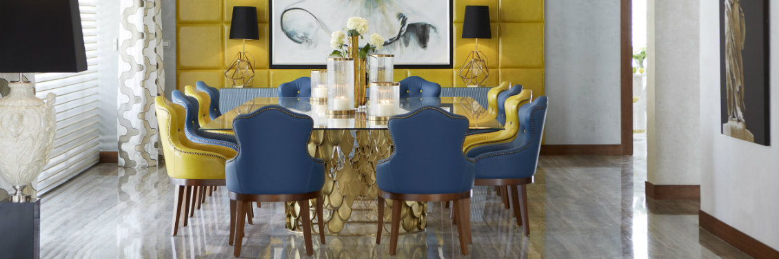 25 Modern Dining Room Decor That Will For Sure Inspire You