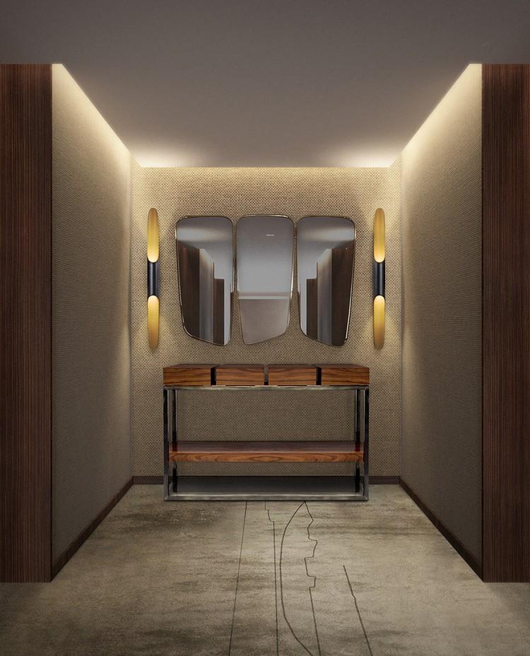 Midcentury modern entryway decoration home inspiration ideas