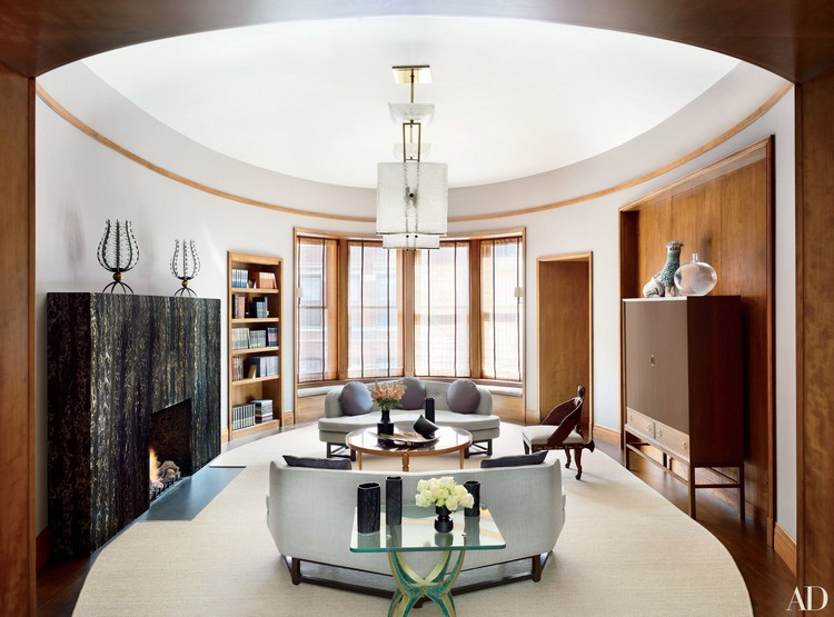 Midcentury library ideas by That Hayes home inspiration ideas