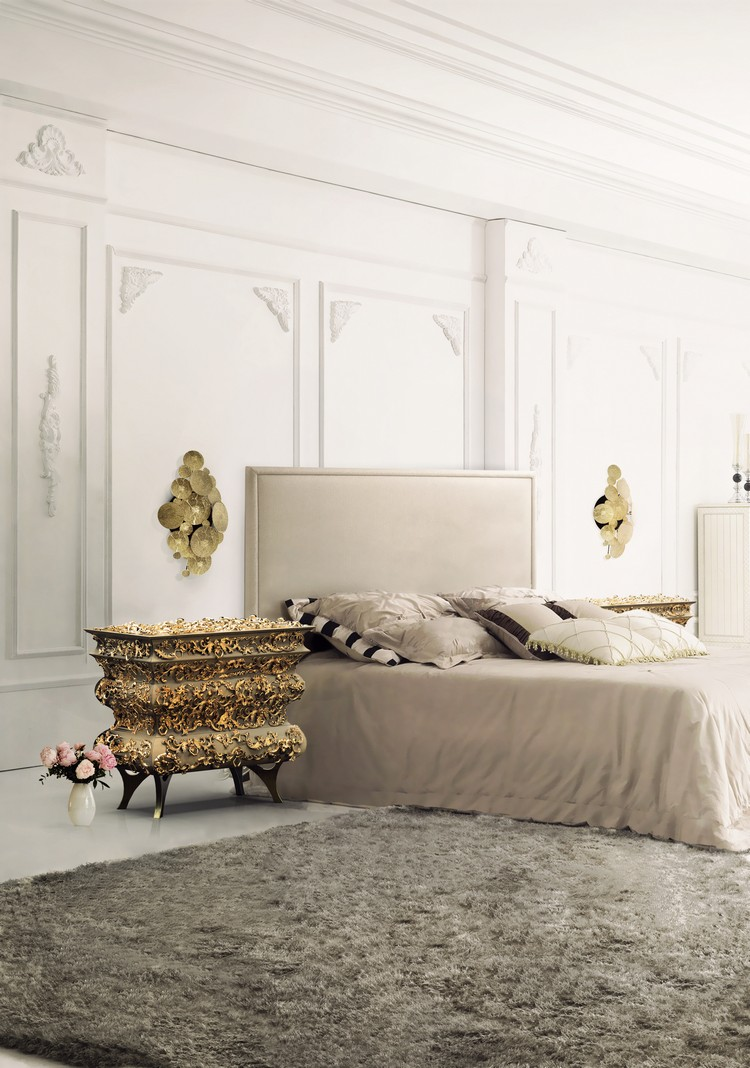 Boca do Lobo luxury bedroom interiors home inspiration ideas