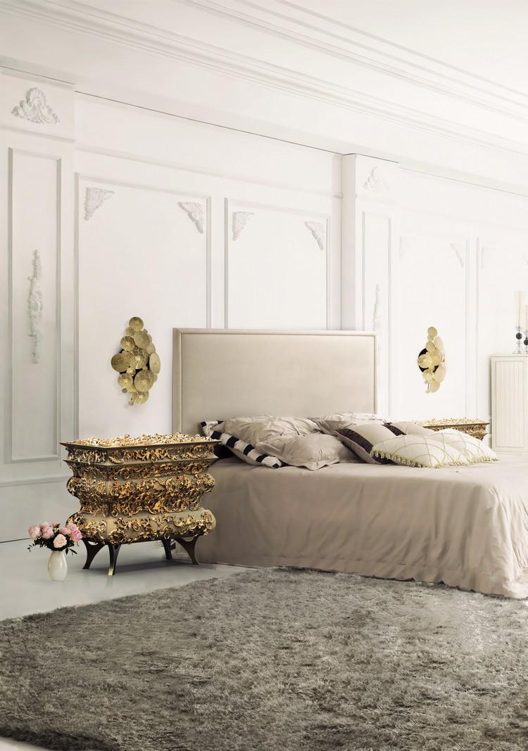 Boca do Lobo luxury bedroom interiors