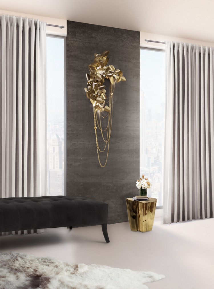 Contemporary gray bedroom ideas
