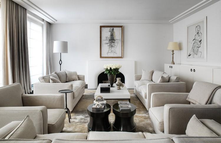 Home inspiration ideas – best 15 neutral living room decor ...