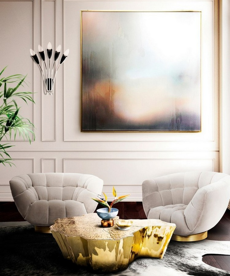 10 Bold Living Room Chairs You'll Covet This Summer home inspiration ideas