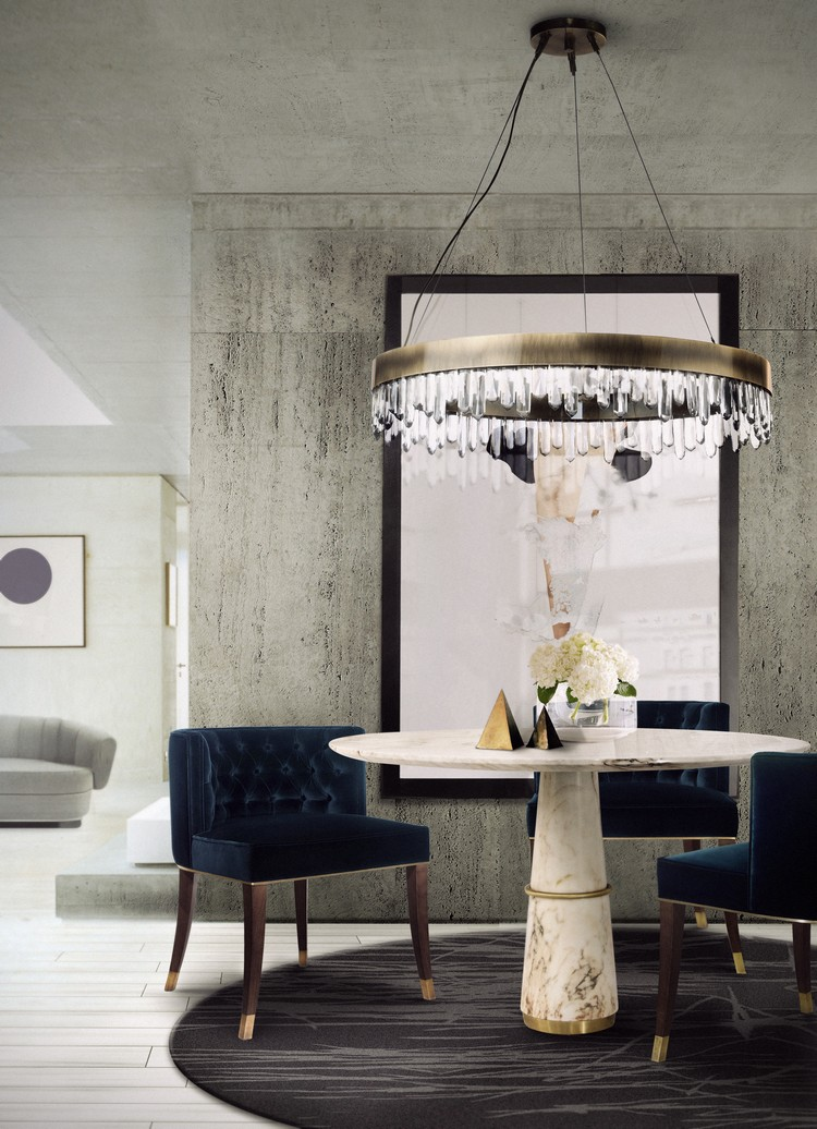 Must-have upholstered dining chairs this Fall home inspiration ideas