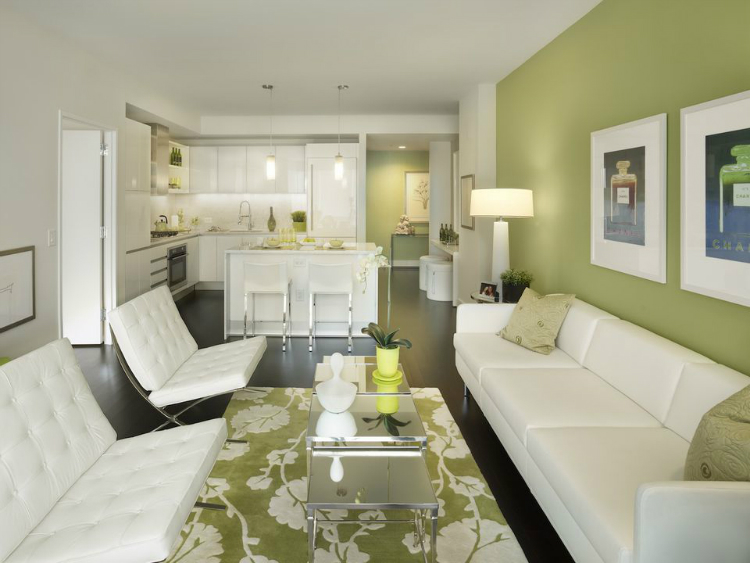 white and green walls living room decorating ideas home inspiration ideas