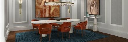 Top 5 Modern Dining Room Design