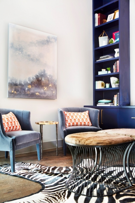 An Eclectic Design by Etch Design Group