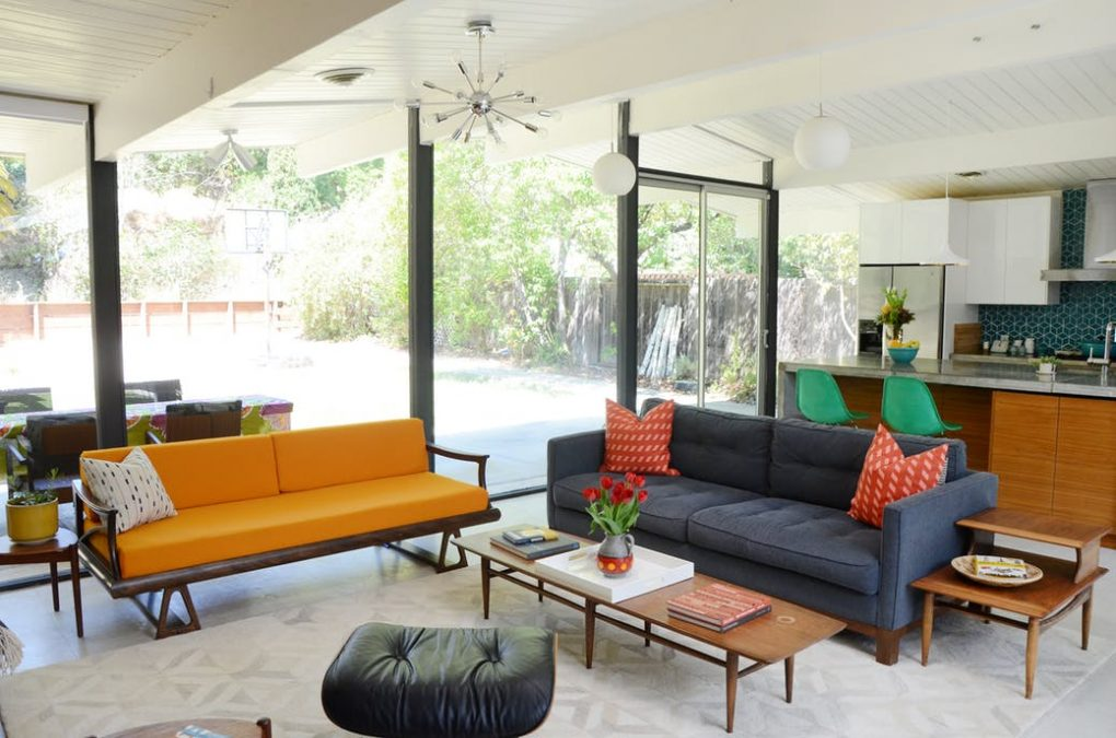 Mid-Century Modern Home home inspiration ideas