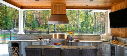 Outdoor Kitchen Ideas That Will Make You Dream