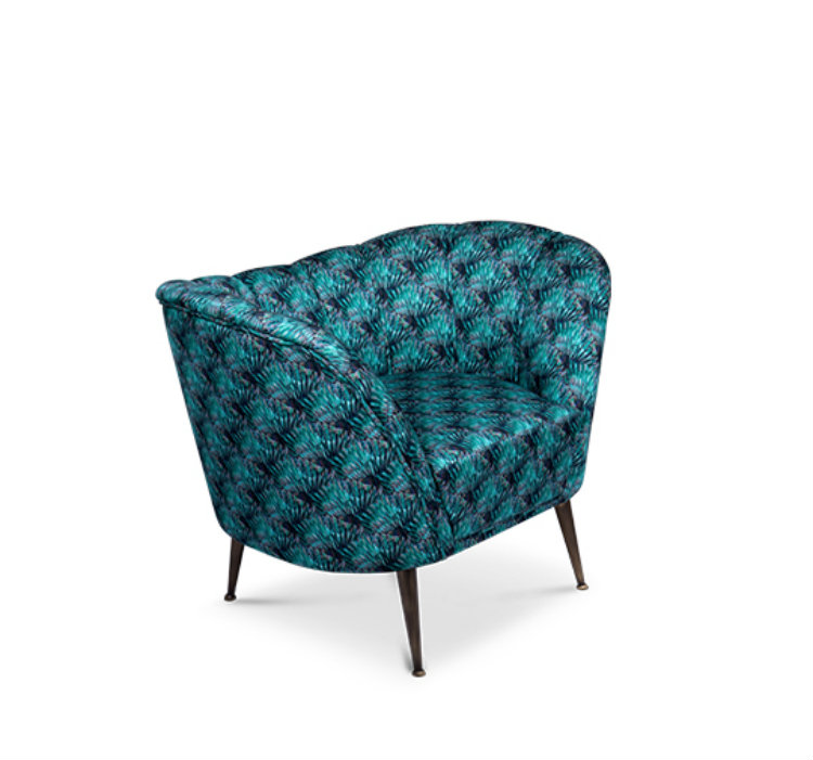 Pantone the Prints Charming Trend Andes Armchair home inspiration ideas