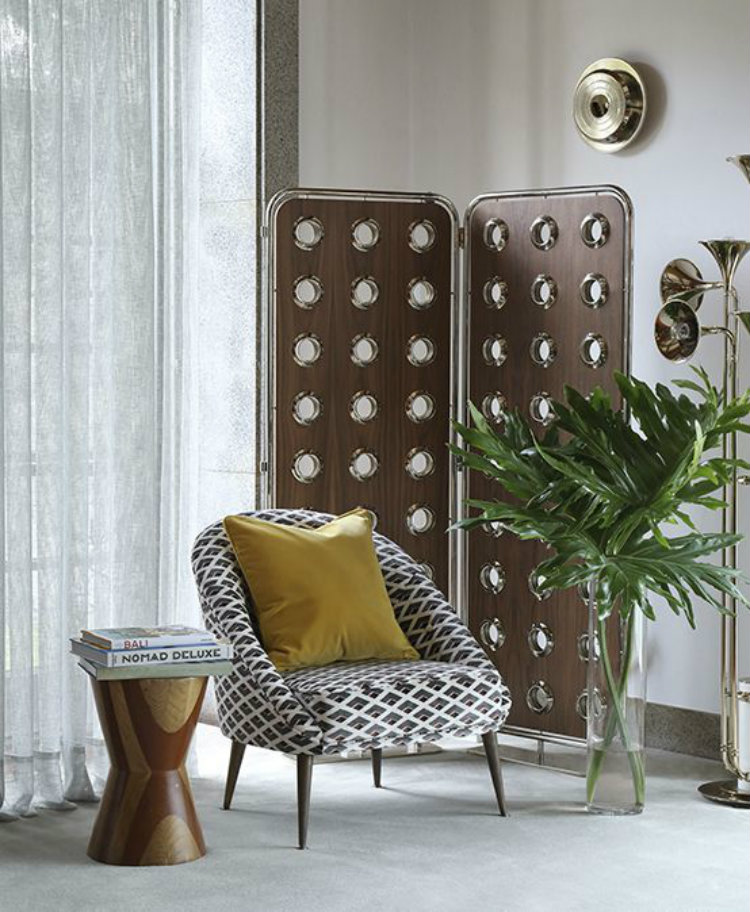 Pantone the Prints Charming Trend - Malay Armchair home inspiration ideas