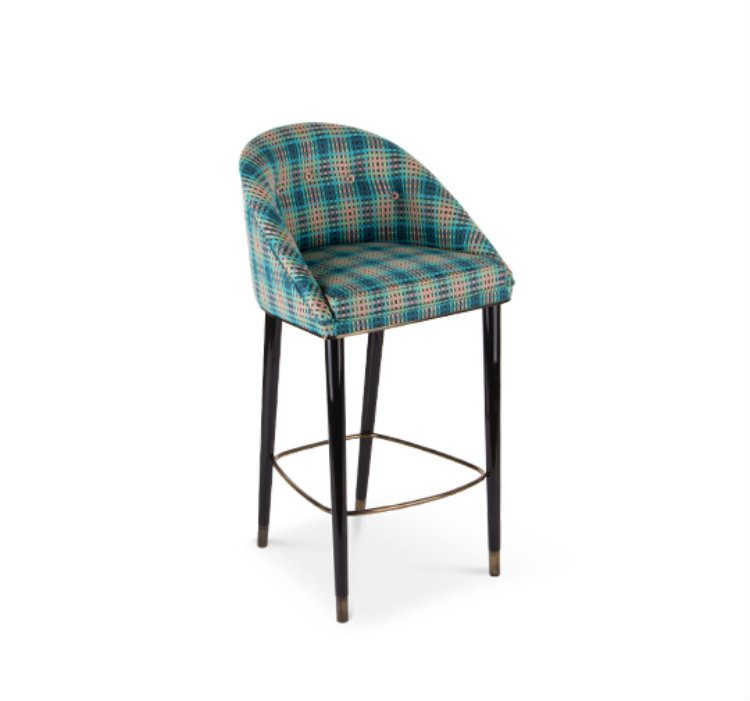 Pantone the Prints Charming Trend Malay Bar Chair home inspiration ideas