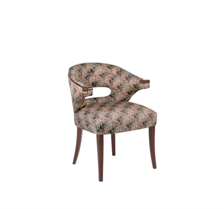 Pantone the Prints Charming Trend Nanook Dining Chair home inspiration ideas