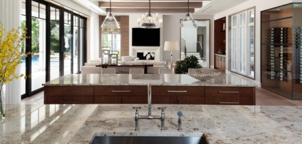 Best Kitchen Projects by Beasley and Henley Interior Design